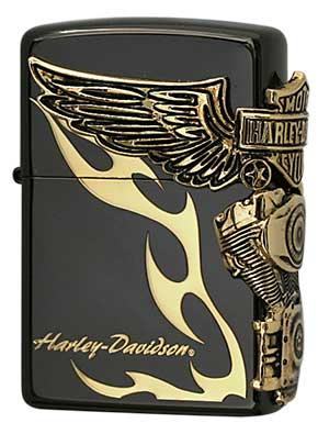 Zippo ジッポー Harley Davidson HDP-24