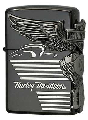 Zippo ジッポー Harley Davidson HDP-25