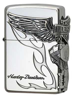 Zippo ジッポー Harley Davidson HDP-26