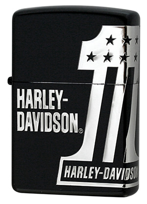 Zippo ジッポー Harley Davidson HDP-31