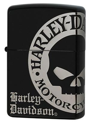 Zippo ジッポー Harley Davidson HDP-32