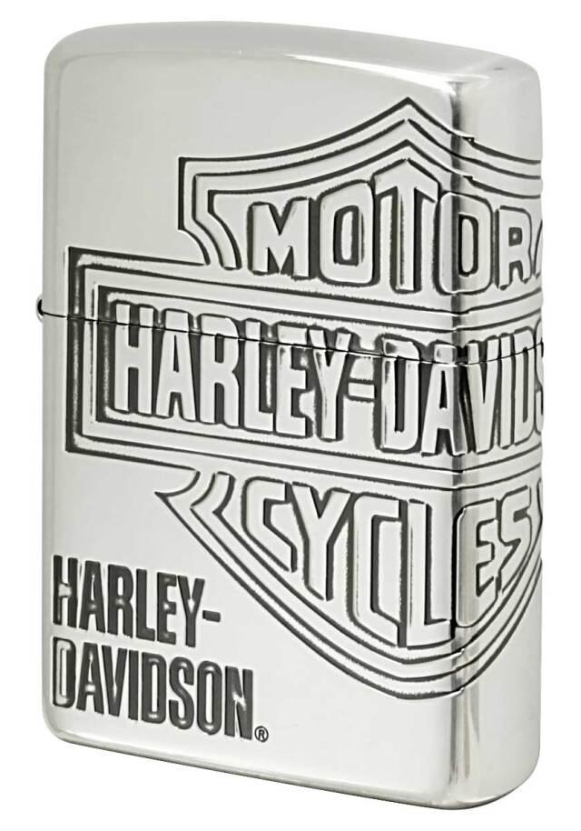 Zippo ジッポー Harley Davidson HDP-33