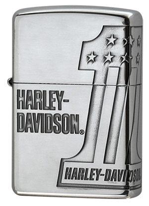 Zippo ジッポー Harley Davidson HDP-35