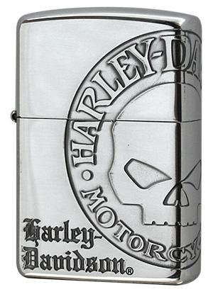 Zippo ジッポー Harley Davidson HDP-36