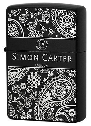 Zippo ジッポー Simon Carter SCP-017