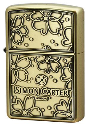Zippo ジッポー Simon Carter SCP-025