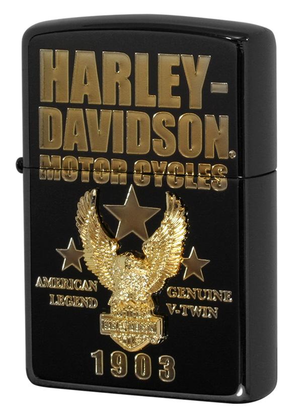 Zippo ジッポー 日本限定Zippo Harley Davidson ハーレーダビッドソン  HDP-51