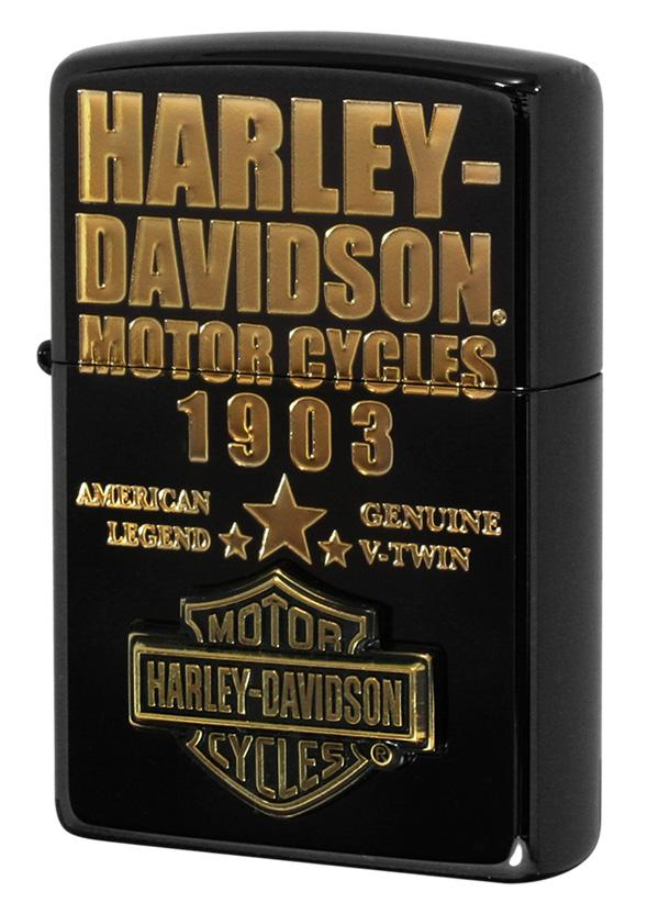 Zippo ジッポー 日本限定Zippo Harley Davidson ハーレーダビッドソン  HDP-52