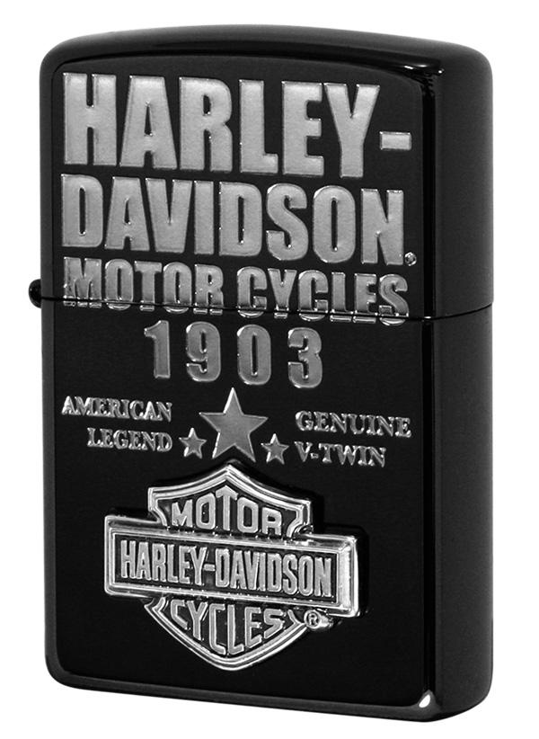 Zippo ジッポー 日本限定Zippo Harley Davidson ハーレーダビッドソン  HDP-55