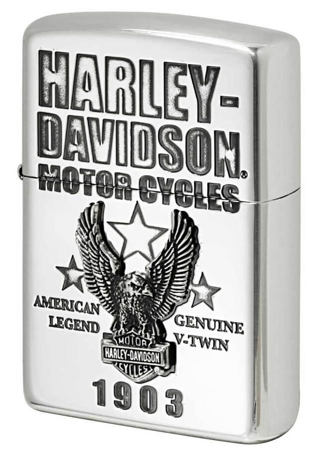 Zippo ジッポー 日本限定Zippo Harley Davidson ハーレーダビッドソン  HDP-57
