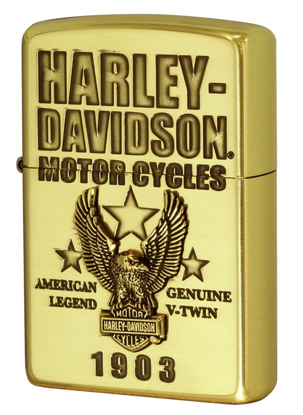 Zippo ジッポー 日本限定Zippo Harley Davidson ハーレーダビッドソン  HDP-60