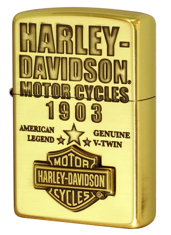 Zippo ジッポー 日本限定Zippo Harley Davidson ハーレーダビッドソン  HDP-61