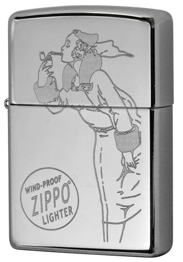Zippo ジッポー Processing in USA Windy ウィンディ1