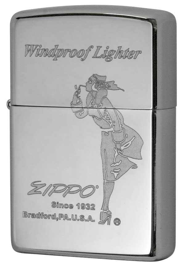 Zippo ジッポー Processing in USA Windy ウィンディ2