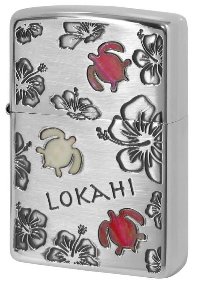 Zippo ジッポー Hawaiian ハワイアン LOKAHI