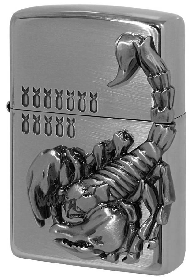 Zippo ジッポー Venom Scorpion ヴェノム スコーピオン SV