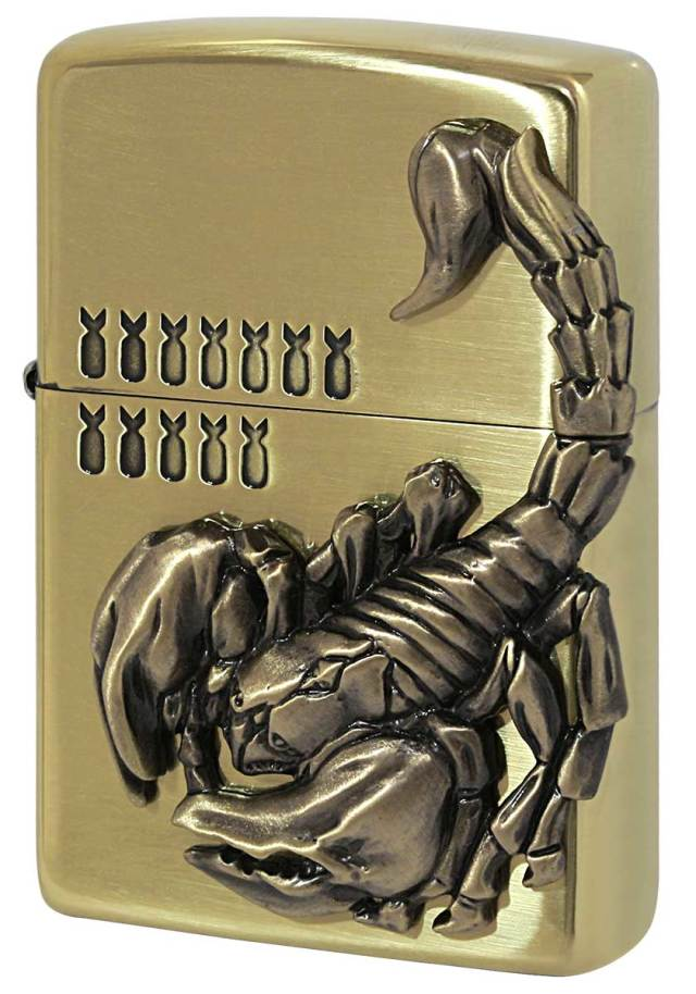 Zippo ジッポー Venom Scorpion ヴェノム スコーピオン BS
