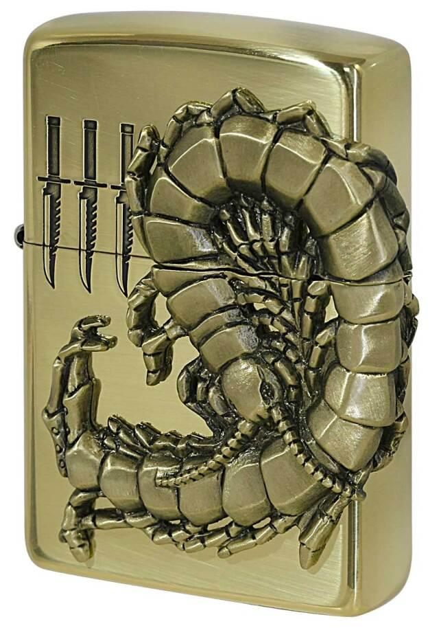 Zippo ジッポー Venom Centipede ヴェノム センチピード BS