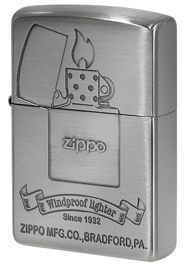 Zippo ジッポー Classical Design クラシカル ジッポーデザイン Ni メール便可