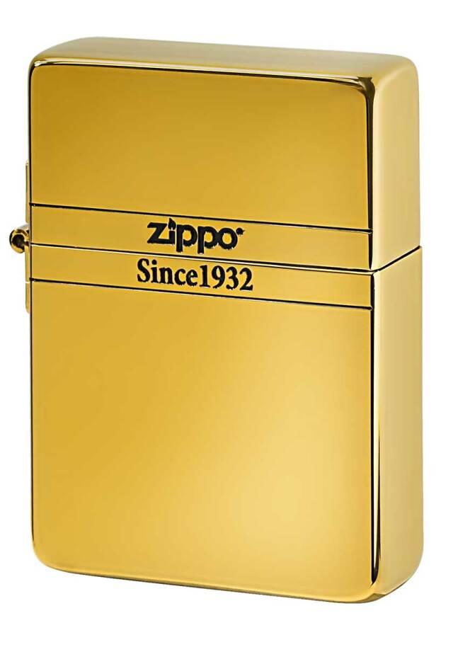 Zippo ジッポー 1935REPLICA TITANIUM COATING 1935ベーシック ゴールドチタン