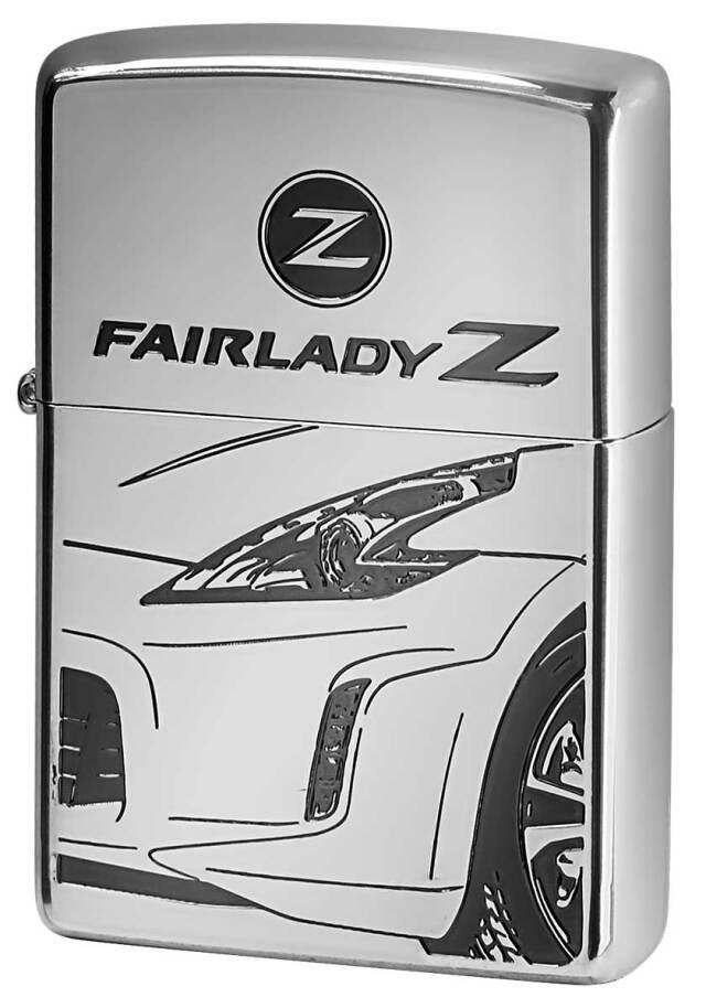 Zippo ジッポー 日産 NISSAN 現行MODEL フェアレディ Z FAIRLADY Z Z34