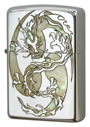 Zippo ジッポー DRAGON SHELLY A