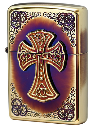 Zippo ジッポー CROSS METAL CRS-M1