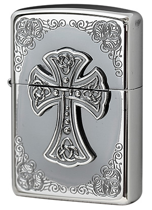Zippo ジッポー CROSS METAL CRS-M2