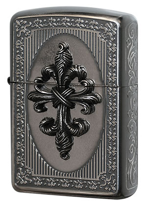 Zippo ジッポー French Antique Metal FMA-A