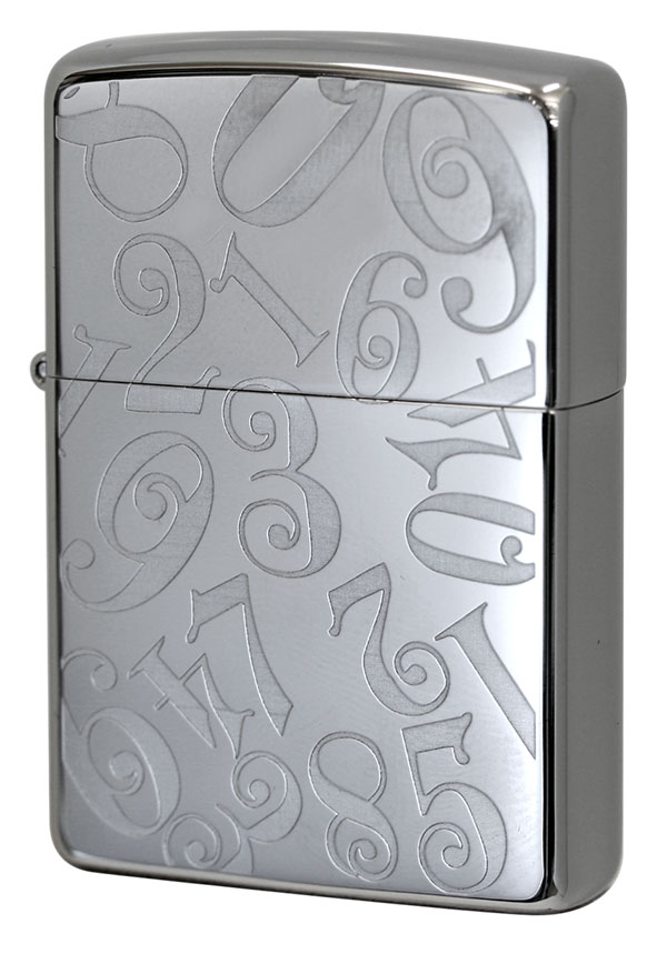 Zippo ジッポー Titanium Coating Series ナンバー Ti-S-N(B)
