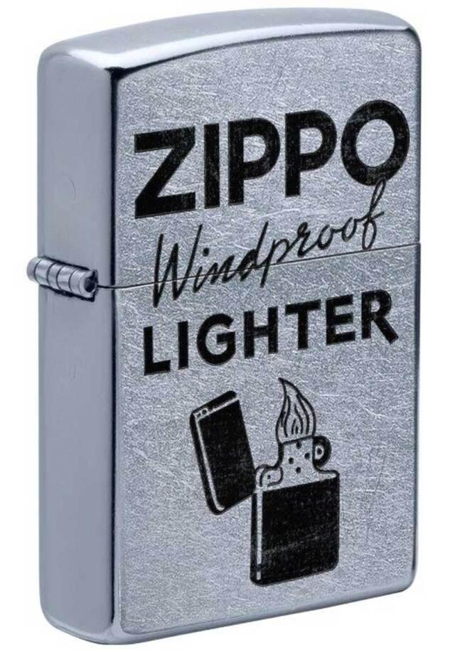 Zippo ジッポー PRICE FIGHTER 2021 Zippo Wind Proof Design 49592 メール便可