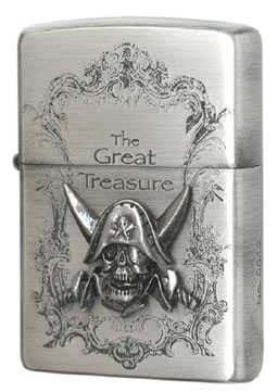 Zippo ジッポー The Great Treasure 2ZT-GT/SA