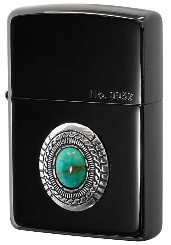 Zippo ジッポー Turquoise Metal ターコイズメタル BNiミラー メール便可
