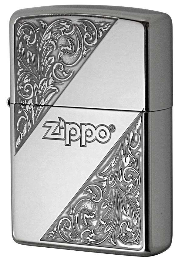 Zippo ジッポー ARABESQUE LINE アラベスクライン A メール便可