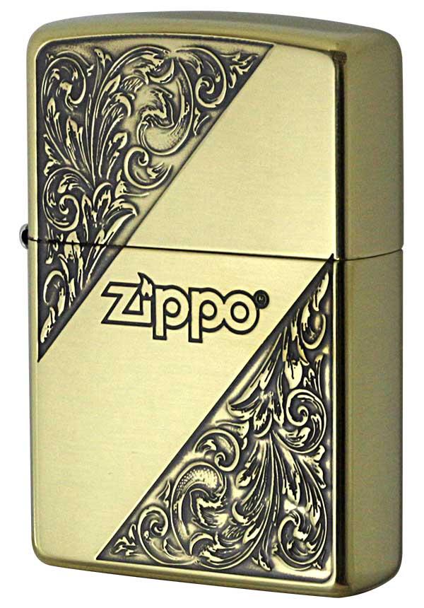 Zippo ジッポー ARABESQUE LINE アラベスクライン B メール便可