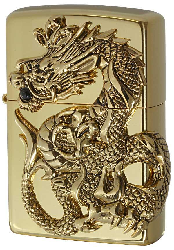 Zippo ジッポー 限定1,000個生産 DRAGON METAL ドラゴンメタル GOLD