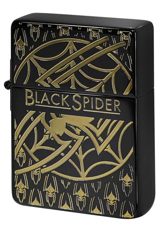 Zippo ジッポー 1935レプリカ BLACK SPIDER ブラックスパイダー 1935BK