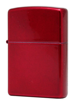 Zippo ジッポー Candy Apple Red 21063