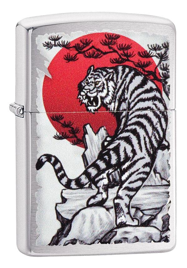 Zippo ジッポー Asian Tiger 29889 メール便可