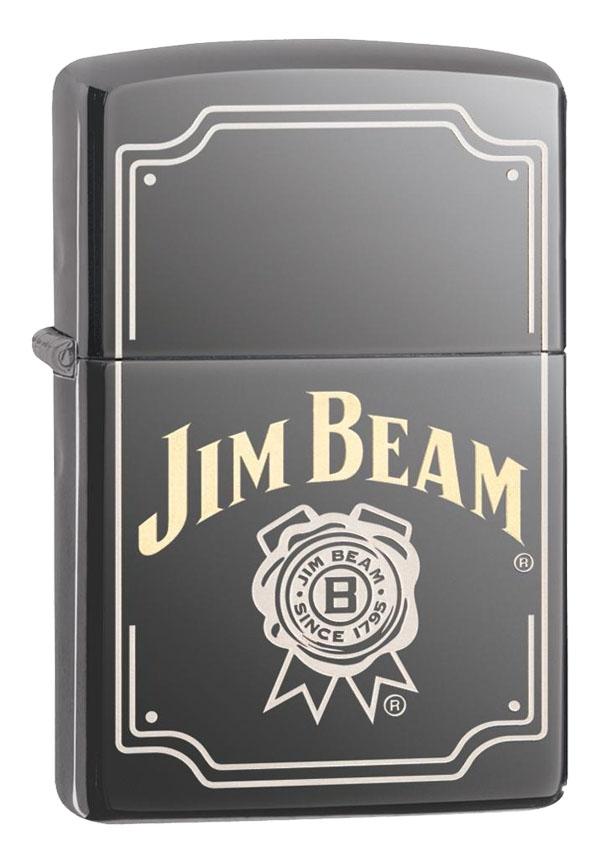 Zippo ジッポー Jim Beam Seal 29770 メール便可