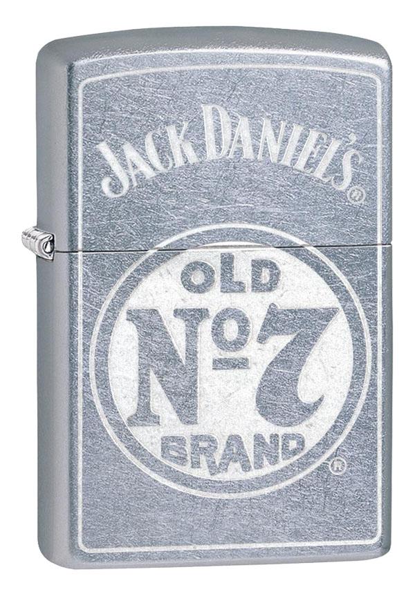 Zippo ジッポー Jack Daniel's Old No. 7 29757 メール便可