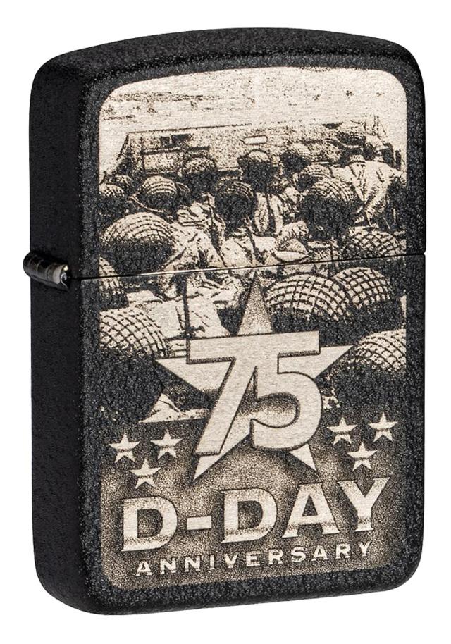 Zippo ジッポー 限定 LIMITED EDITION D-DAY 75th ANNIVERSARY ノルマンディー上陸作戦75周年記念モデル 29930