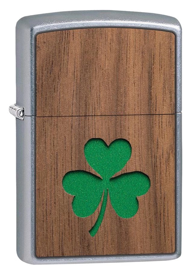 Zippo ジッポー Woodchuck BUY ONE. PLANT ONE. 49056 メール便可