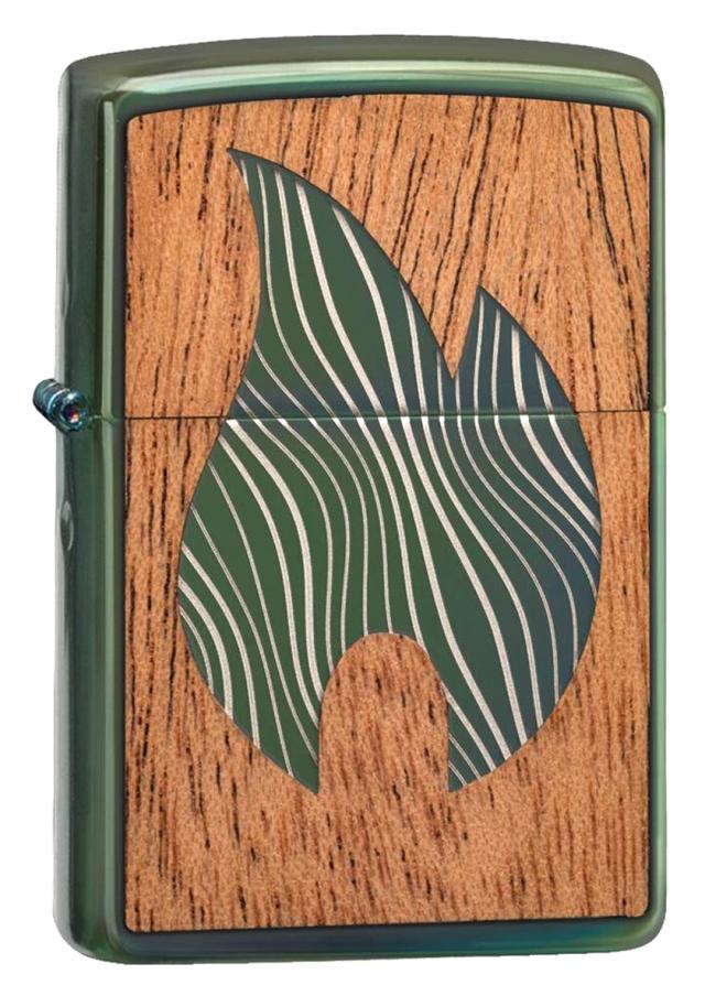 Zippo ジッポー Woodchuck BUY ONE. PLANT ONE. 49057