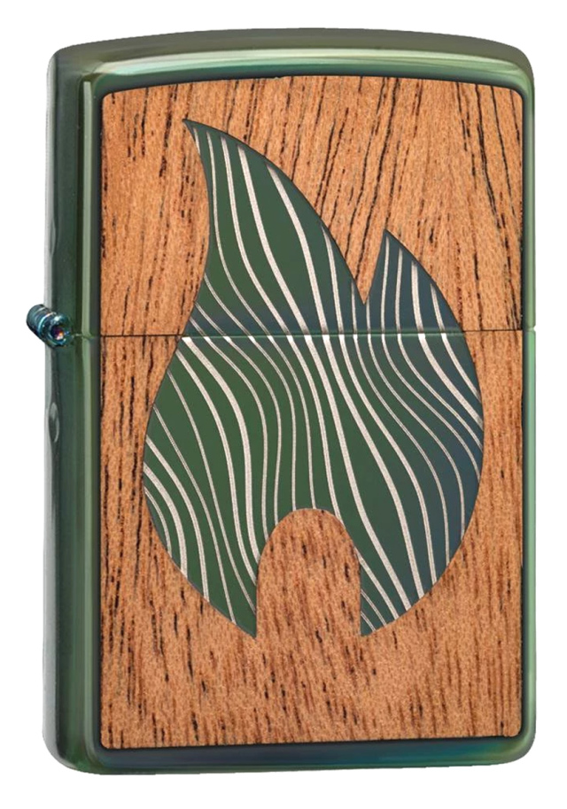 Zippo ジッポー Woodchuck BUY ONE. PLANT ONE. 49057