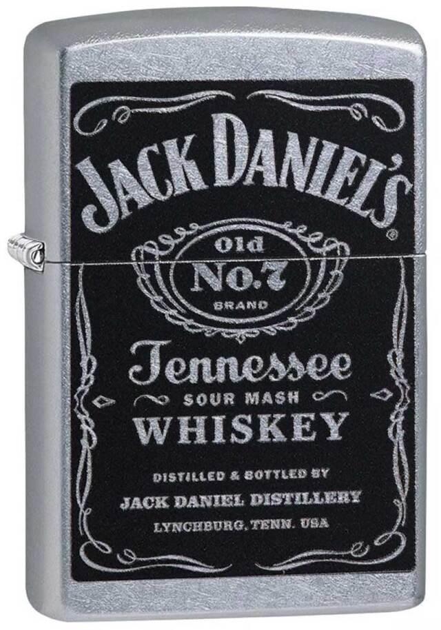 Zippo ジッポー Jack daniel's Label 24779 メール便可
