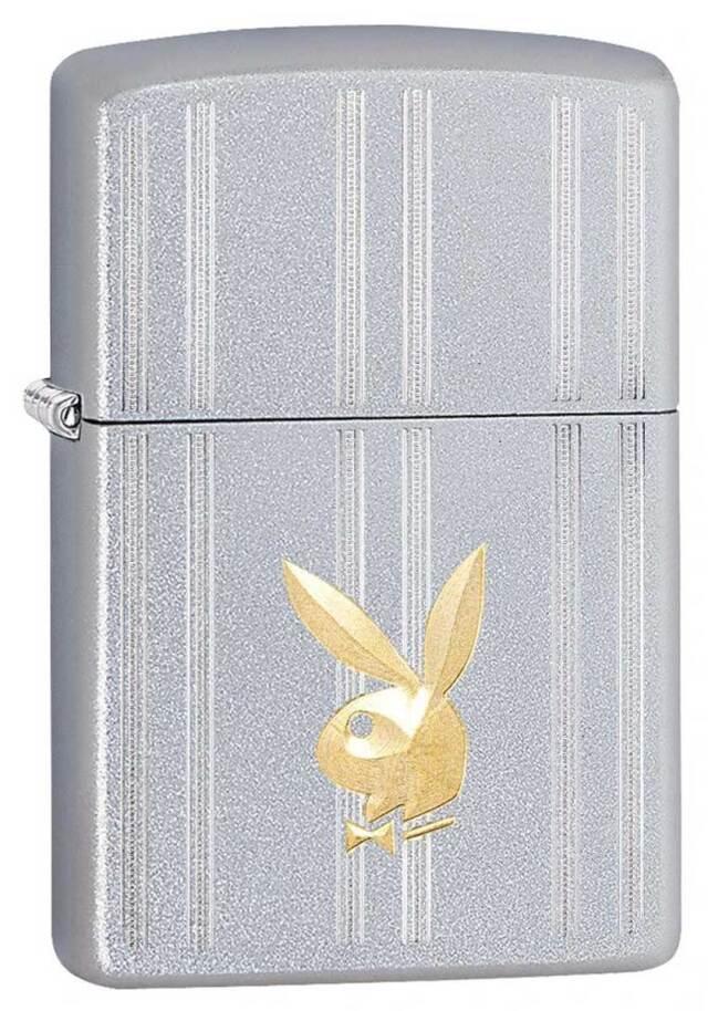 Zippo ジッポー Playboy Bunny Head 29777 メール便可