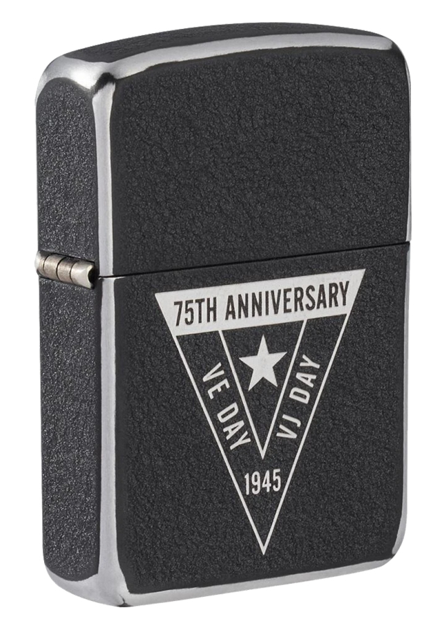 Zippo ジッポー 限定40,000個 第二次世界大戦 終戦75周年記念 75th Anniversary Europe&Japan Collectible VE VJ 49264