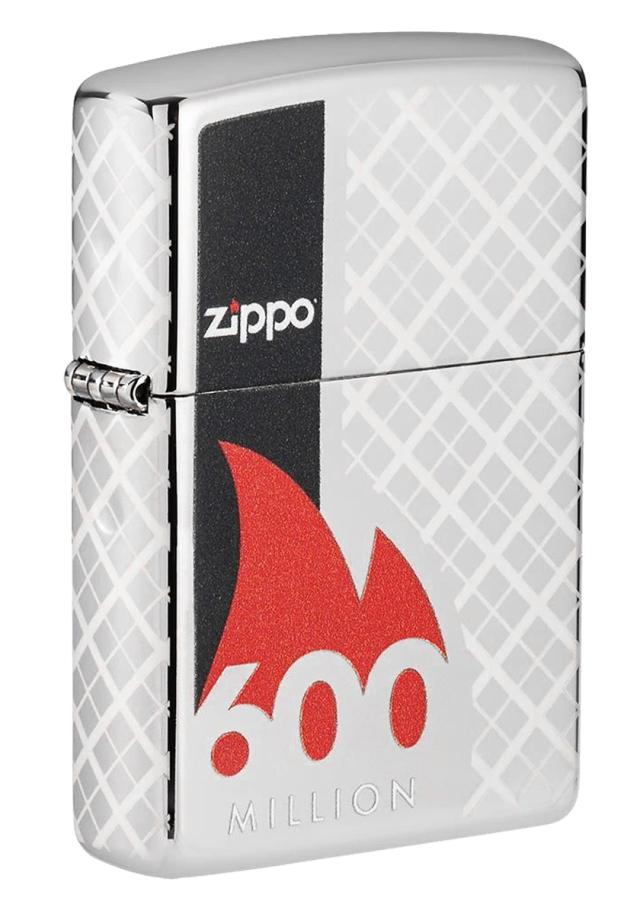 Zippo ジッポー 限定20,000個 総生産数6億個記念Zippo 49272
