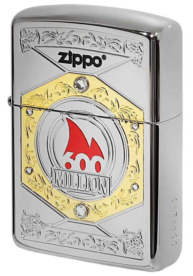 Zippo ジッポー アジア限定600個 600Million Collectible Set Asia Limited Edition 総生産数6億個記念 CZA-3-22